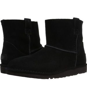 Uggs Women Classic Unlined Mini Slouch Boots